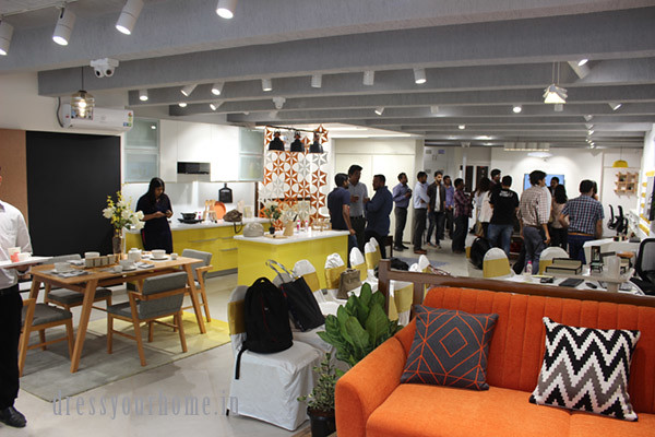The U & Us Design Studio in Bangalore