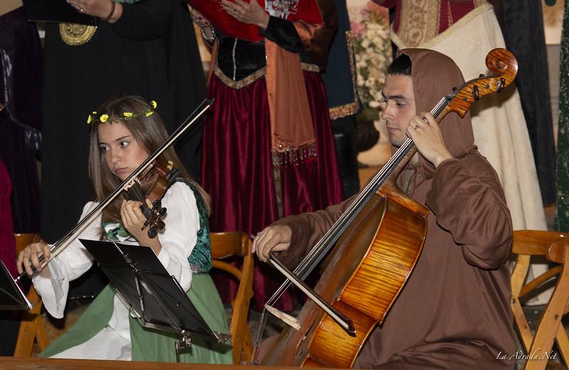 La Música en los tiempos de Santa Teresa de Ávila