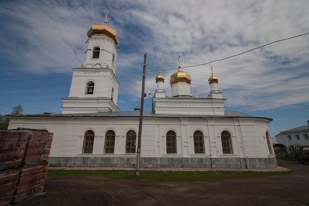Храмы города Алатырь. Поездка выходного дня. -