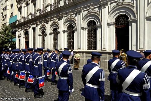 Fuerza Aérea de Chile - 12 de marzo 2018