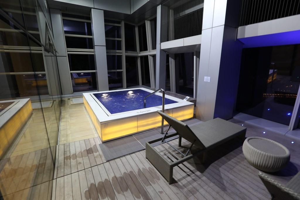 Ritz-Carlton Hong Kong Pool and Gym 13