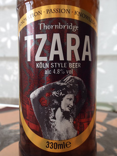 Thornbridge, Tzara, England