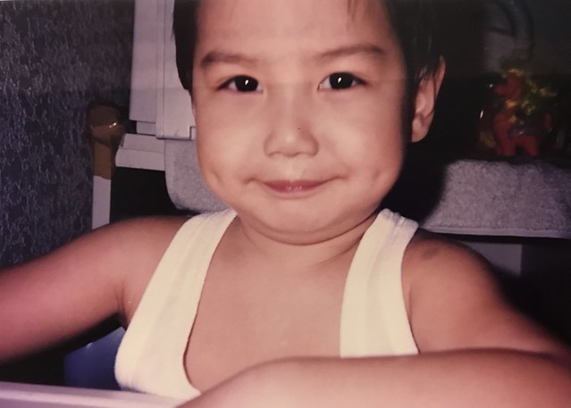 Nyke January 1, 1993, cute