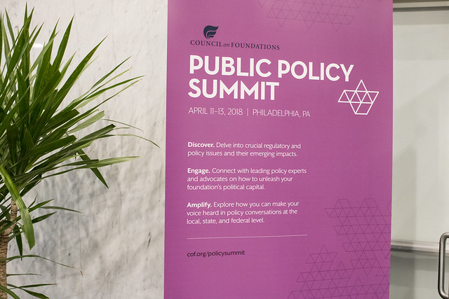 2018 Public Policy Summit