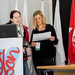 Seg, 16/04/2018 - 10:44 - A 7.ª edição da Semana Internacional decorreu entre 16 e 20 de abril, no âmbito do Programa de Mobilidade Internacional Erasmus+, com o objetivo de promover a troca de experiências e boas práticas de trabalho entre colegas de instituições de ensino superior, de 20 países europeus.