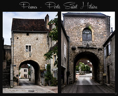 Pesmes, Porte Saint Hilaire