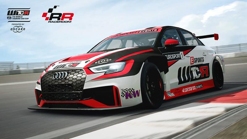 RaceRoom Audi SportRS 3 LMS TCR Front