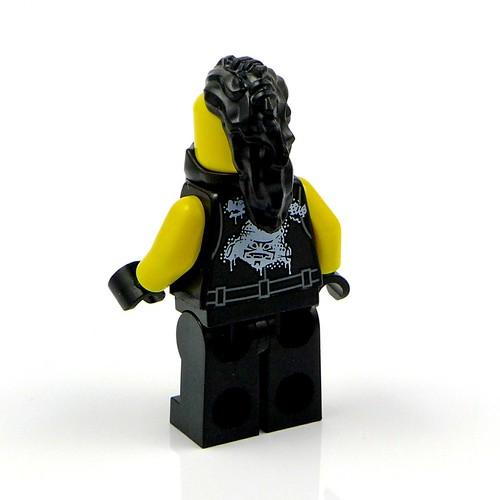 LEGO Ninjago Sawyer 03