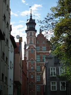 Gdansk Buliding
