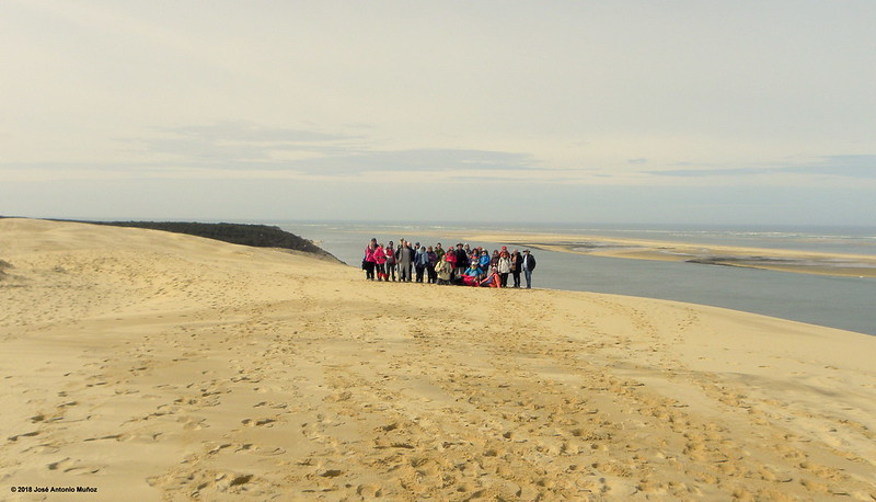 Bordeus, la Duna de Pilat i l'Estuari de la Gironda