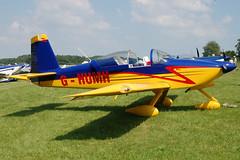 G-HUMH Vans RV-9A (PFA 320-14357) Popham 080608