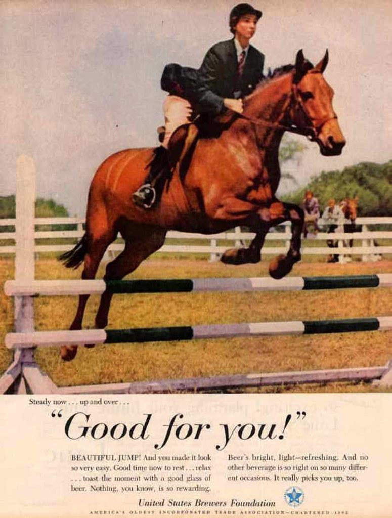 USBA-1962-horse-jumping