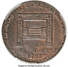 Washington Grate Cent reverse