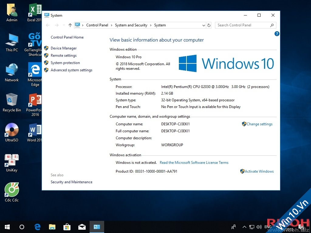 Ghost Win 10 Pro Redstone 4 (X86-x64)_MBR & UEFI- by hoanchien 54