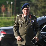 Informal meeting of defence ministers: Arrival