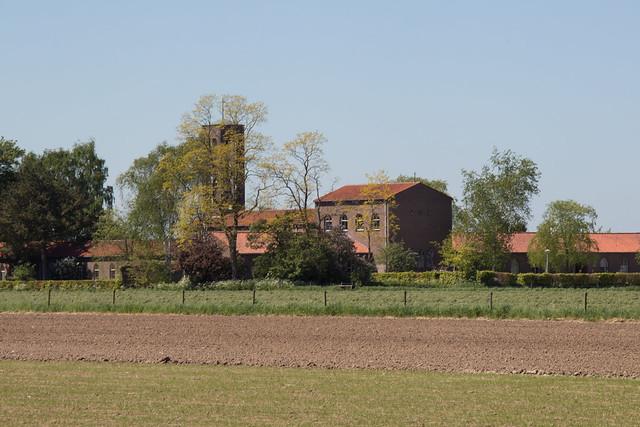 Priorij Gods Werkhof in Werkhoven