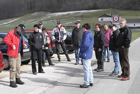 2004-03 Winterwanderung