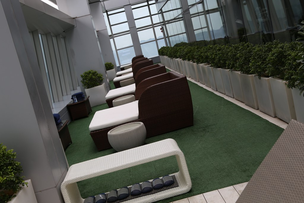 Ritz-Carlton Hong Kong Pool and Gym 19