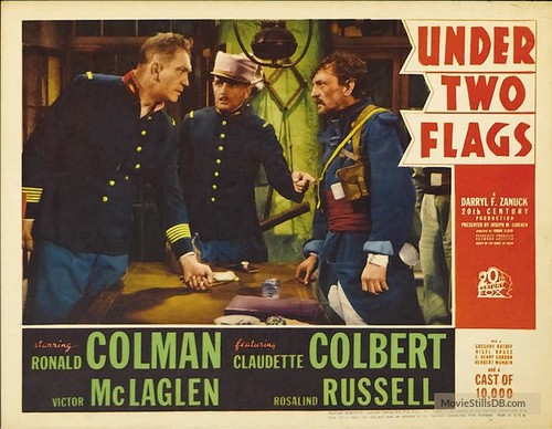 Under Two Flags - lobbycard 2