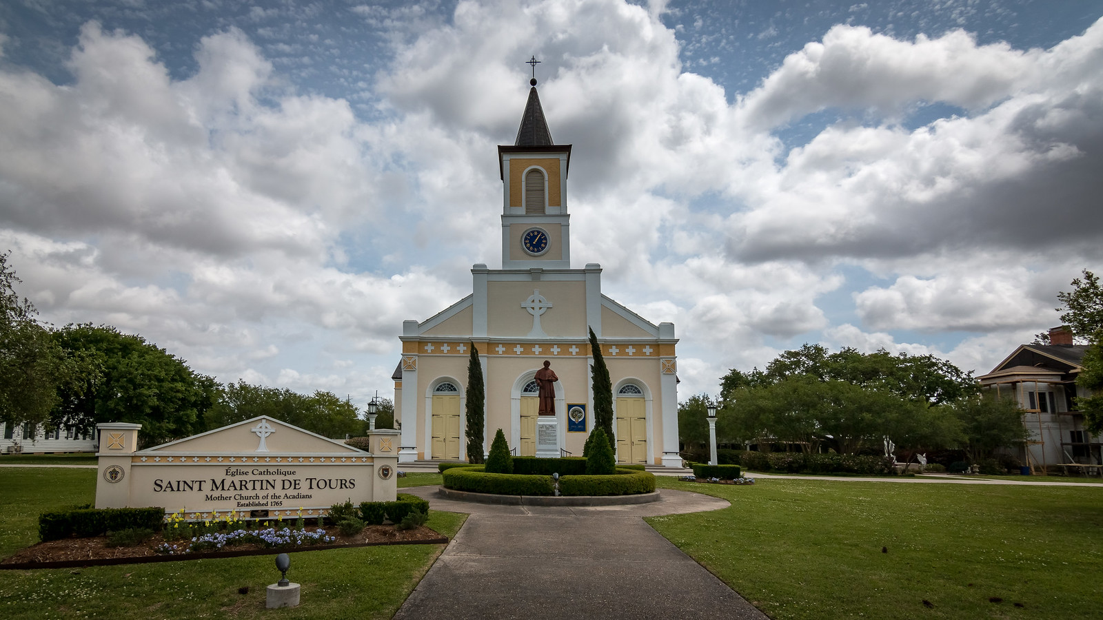 Saint Martinville - Louisiane - [USA]