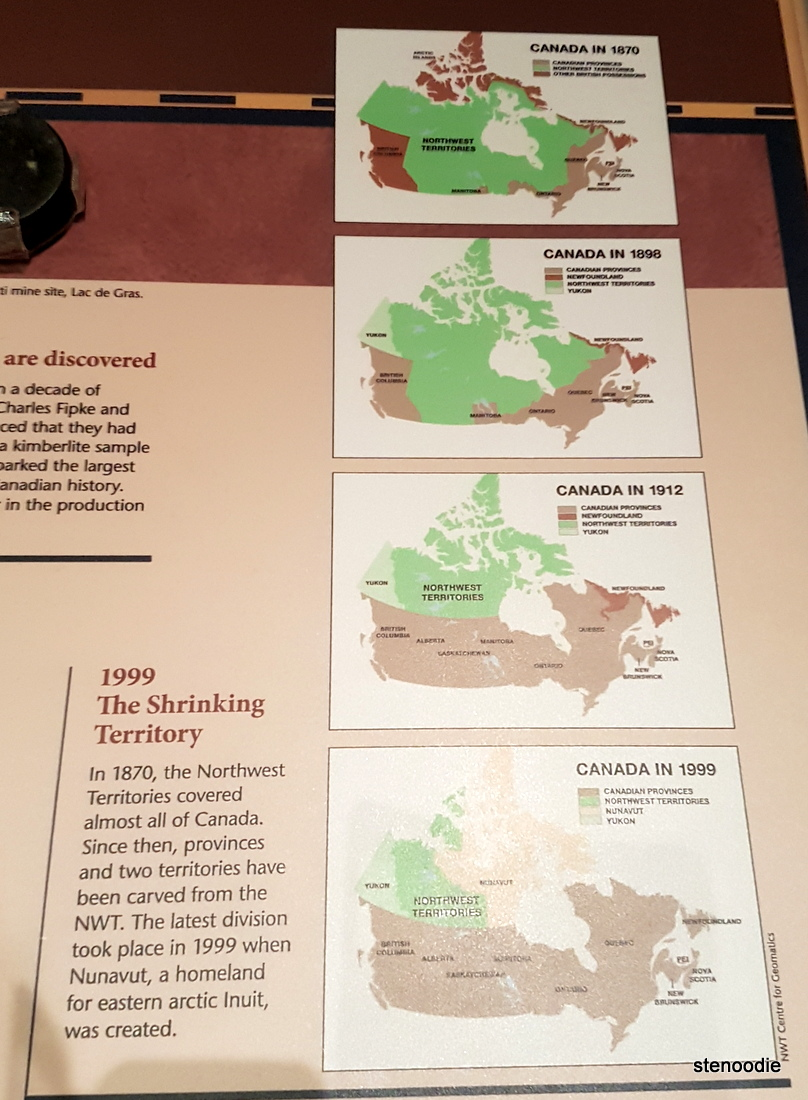 Northwest Territories history