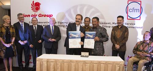 Dubes Donovan Dukung Pengembangan Industri Penerbangan di Indonesia