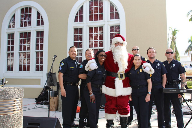 PD Toy Drive