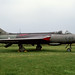 Hawker Hunter F51 E-419 Usworth 13-8-86