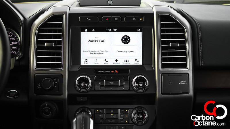 2018 ford f150 platinum review dubai uae carbonoctane 34