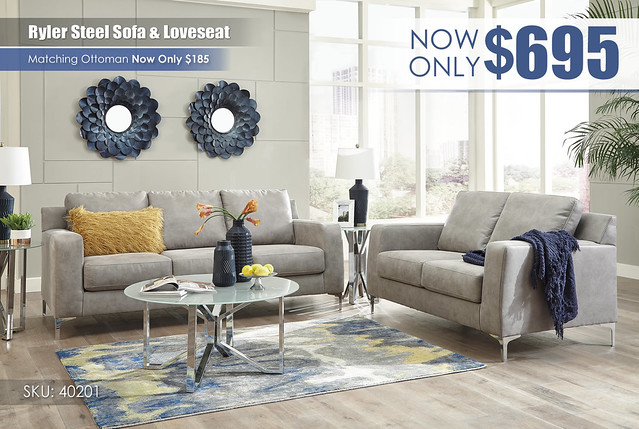 Ryler Steel Sofa & Loveseat_40201-38-35-T320-PILLOW