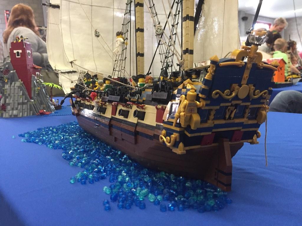 La Comète (Built by Legostone)