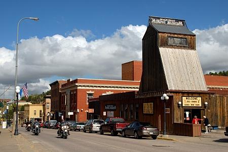 Black Hills rudarski muzej u Leadu