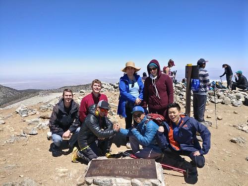 2018-4-29 Mount Baldy Hike