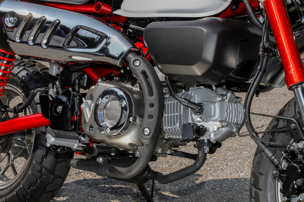 Honda Monkey 125 2018 - 12