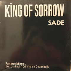 SADE:KING OF SORROW(JACKET A)