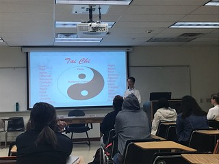 May 4 '18 A Special Presentation of Chinese Martial Arts at SDSU