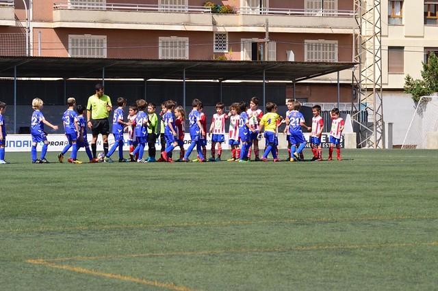 Pre-benjamines Mallorca (Gr. C): Manacor 4 – 5 Arta