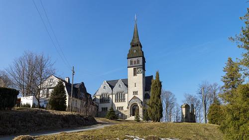 Kirche Tannenbergsthal
