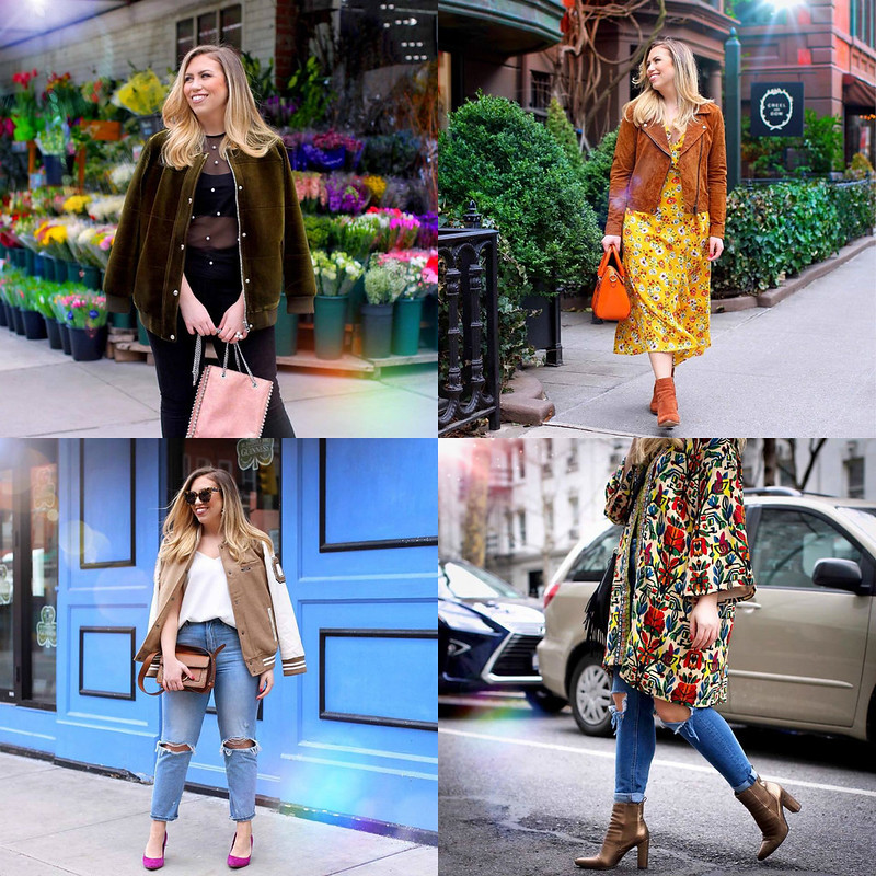April 2018 Round Up Fashion Style Spring Outfit Living After Midnite Jackie Giardina