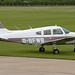 Piper PA28-161 Warrior II 'G-BFWB'