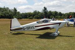 G-GRVE Vans RV-6 [PFA 181-12566] Popham 110710