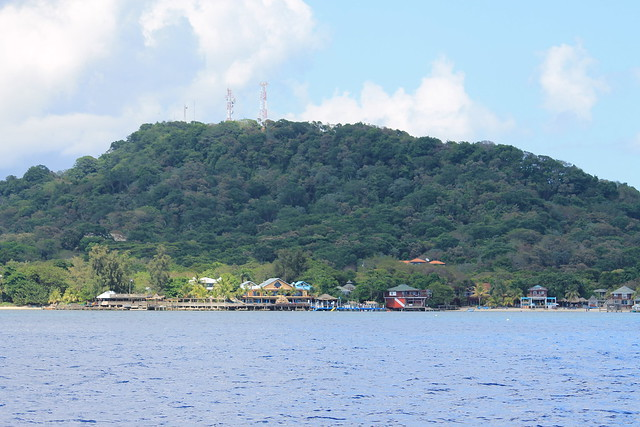 West Bay, Roatan