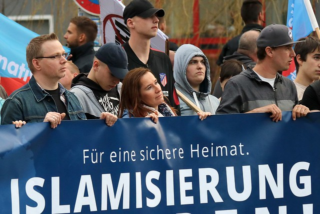 AfD-Demo Rostock