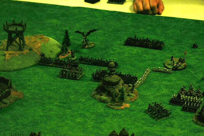[1250 - Orcs & Gobs vs Elfes-Noirs] Attaque du village orc 41375806982_9deb963955_c