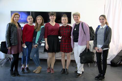 Навчали школярів Краматорська культурі споживання медіа-контенту 12.04.18