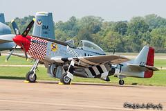 44-72934 USAF | North American P-51D Mustang | Millington Regional Jetport