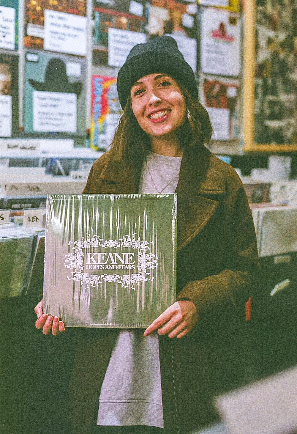 Record Shopping With... Alice Merton @ Rough Trade West