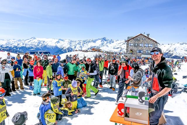 Banked Slalom SUPER GROSTE'