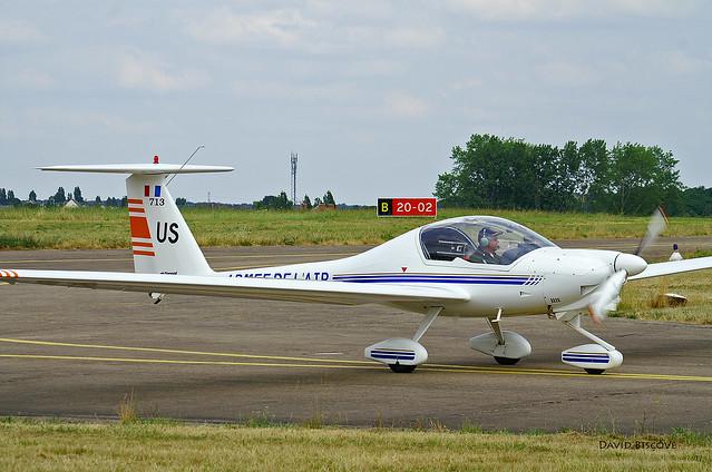 Diamond TTC 115 Super Dimona ~ US  Armée de l'air