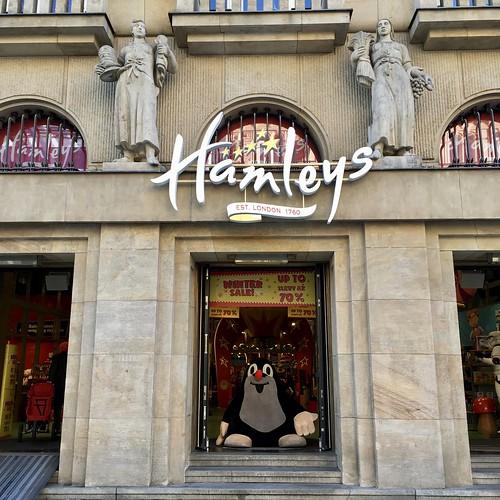 Juguetería Hamleys